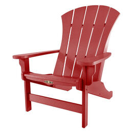 Pawleys Island Durawood Sunrise Adirondack Chair - Red