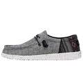 Hey Dude Men's Wally Funk Woven Casual Shoes