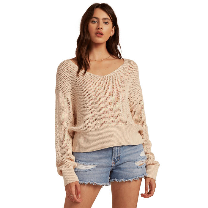 Billabong Women's Feel The Breeze Sweaters