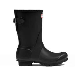 Hunter Boots Women's Original Back Short Adjustable Rain Boots