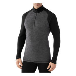 Smartwool Men's NTS Mid 250 Pattern Zip T Baselayer