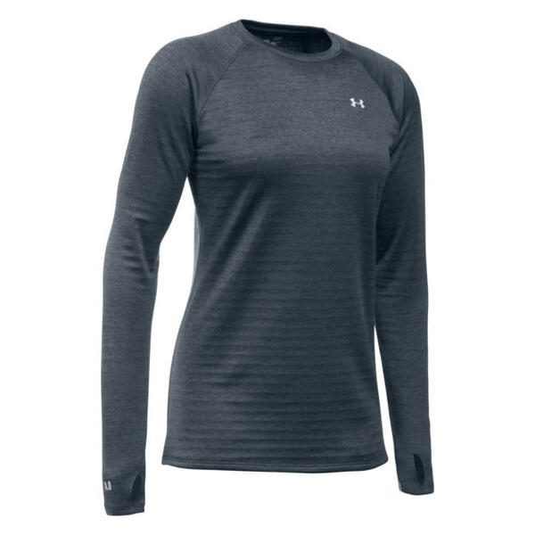 Under Armour Women's Base 4 Crew Long Sleev