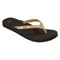 Sanuk Women's Yoga Joy Metallic Sandals