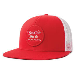 Brixton Men's Wheeler Mesh Cap