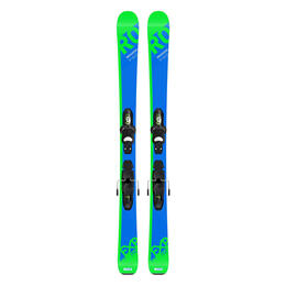 Rossignol Boy's Experience Pro Skis with Kid-X 4 Bindings '18