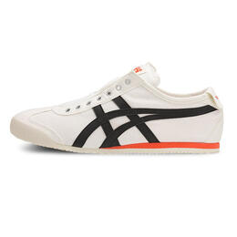 Onitsuka Tiger Men's Mexico 66 Slip-on Casual Shoes - Black/Cream