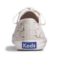 Keds Women's Champion Leopard Flocked Sequin