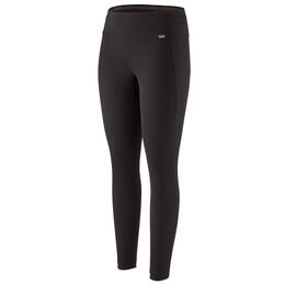 Patagonia Women's Capilene® Midweight Baselayer Bottoms Black