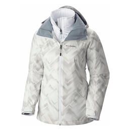 Columbia Women's Whirlibird Interchange Ski Jacket