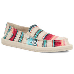 Sanuk Women's Donna Blanket Casual Shoes