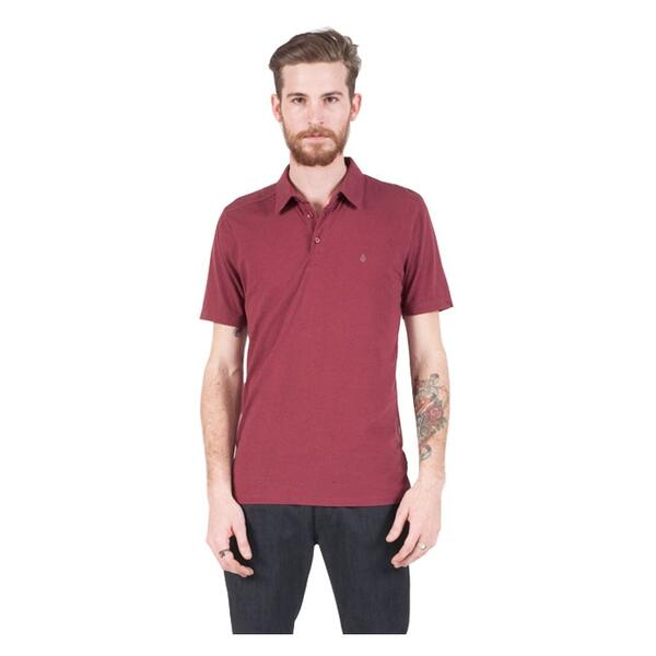 Volcom Men's Blackout Polo Shirt