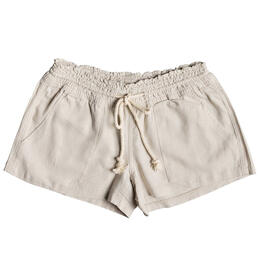 Roxy Women's Oceanside Linen Shorts
