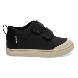 Toms Toddler Boy's Lenny Mid Casual Shoes Black