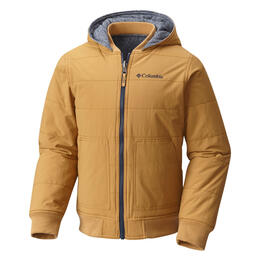 Columbia Boy's Evergreen Reversible Jacket