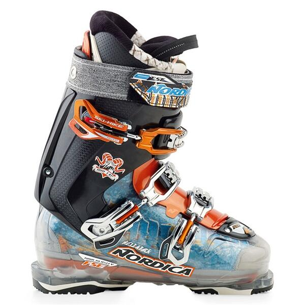 Nordica Men's Hell N Back Hike Exp Ski Boots '12