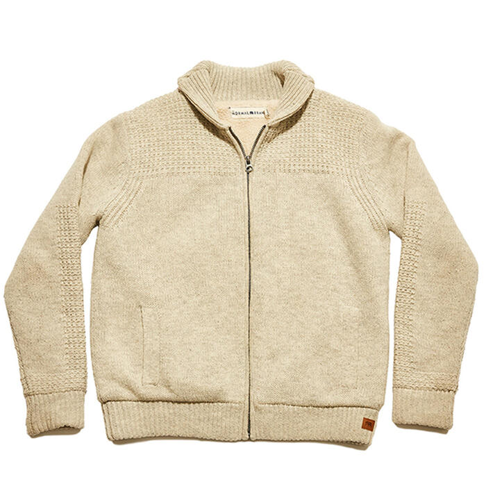 The Normal Brand Men's Sweater Jacket