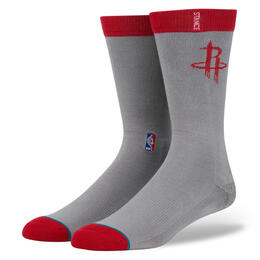 Stance Men's Rockets Casual Logo Socks