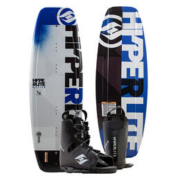 Hyperlite Men's Motive Wakeboard W/ Frequency Bindings