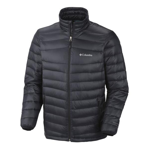 Columbia Sportswear Men's Platinum 860 Turbodown Ski Jacket