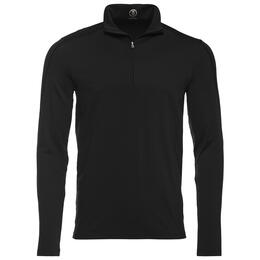 Bogner Men's Harrison Zip Taped Seams Pullover