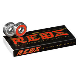 Bones REDS Bearings (8 Pack)