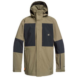 DC Shoes Men's Command Packable Snow Jacket