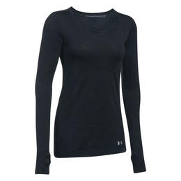 Under Armour Women's Threadborne Seamless Space Dye Long Sleeve Shirt