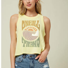 O'Neill Women's Sunset Wave Tank Top