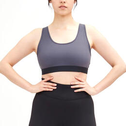 tentree Women's InMotion Double Scoop Sports Bra