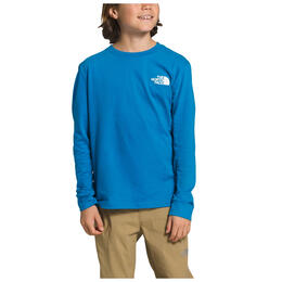 The North Face Boy's Graphic Long Sleeve T Shirt
