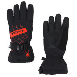 Spyder Boy's Overweb Ski Gloves