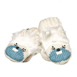 Knitwits Yuki The Yeti Mittens