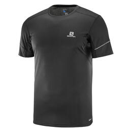 Salomon Men's Agile Lightweight Short Sleeve Shirt
