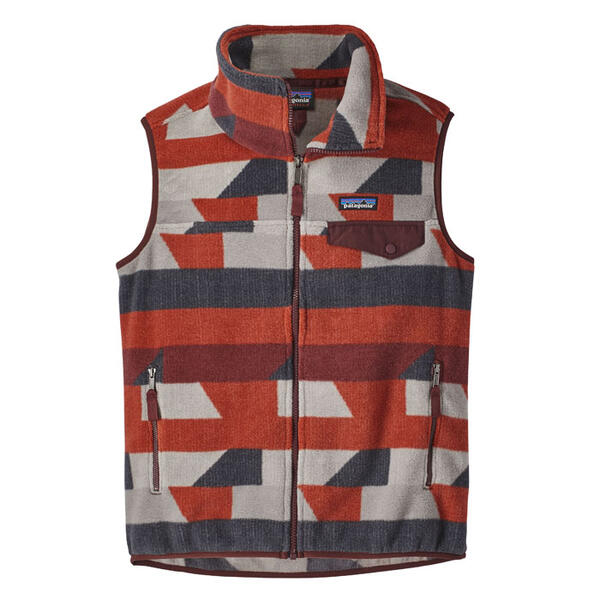 Patagonia Women's Snap T Vest - Upstream Te