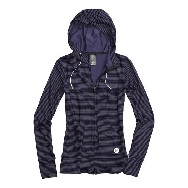 Burton Women's Player Hooded Full-zip