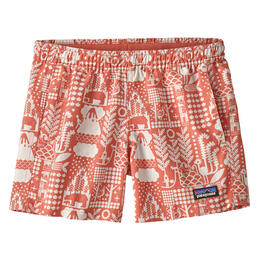 Patagonia Girl's Mcquail Baggies Shorts 4