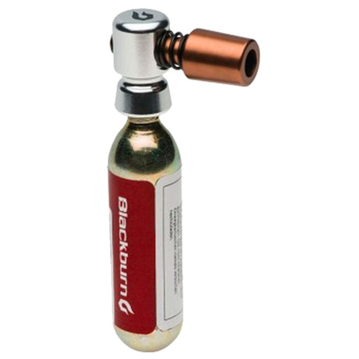 Blackburn Wayside CO2 Inflator With Cartrid
