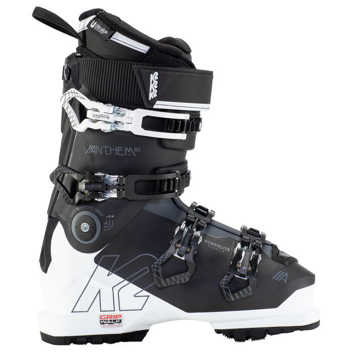 K2 Women's Anthem 80 MV GripWalk Ski Boots