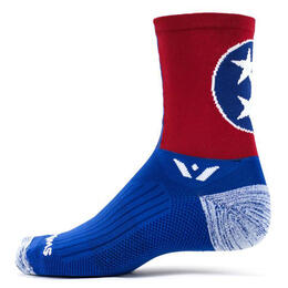 Swiftwick Men's Vision Five American Spirt Socks