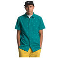 The North Face Men's Baytrail Jacquard Short Sleeve Shirt alt image view 2