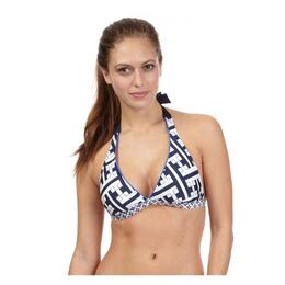 Nautica Swimwear Women's South Port Bikini Top