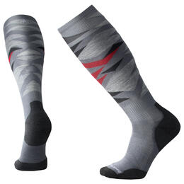 Smartwool Men's PHD Light Pattern Ski Socks