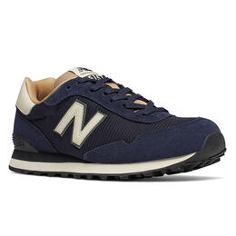 New Balance Men's 515 Suede/Mesh Running Shoes