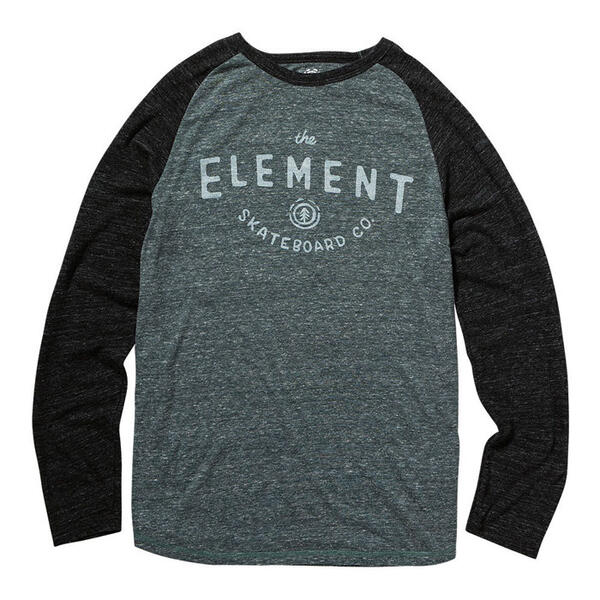 Element Men's Skate Co. Long Sleeve T-shirt