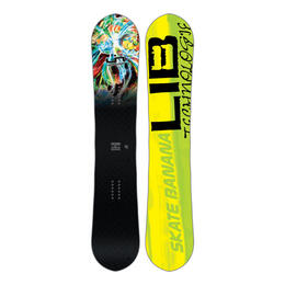 Lib Tech Skate Banana Parillo Snowboard '18