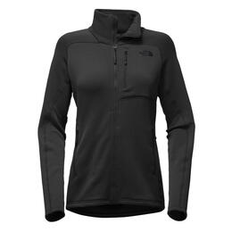 The North Face Women's Flux 2 Power Stretch Full Zip Midweight Jacket