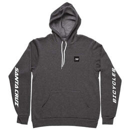 Santa Cruz Men's Patch Pullover Hoodie