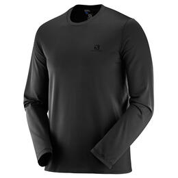 Salomon Men's Pulse Ls Tee Long Sleeve Shirt