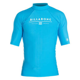 Billabong Boy's All Day Unity Performance Fit Short Sleeve Rashguard