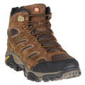 Merrell Men's Moab 2 Mid Waterproof Wide Hi